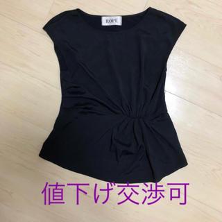 ロペ(ROPE)のロペ・異素材カットソー(カットソー(半袖/袖なし))