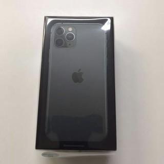 iPhone - iPhone 11 Pro ミッドナイトグリーン 256 GB docomo