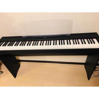 ヤマハ(ヤマハ)の美品!YAMAHA P-85 電子ピアノ!(電子ピアノ)