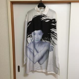 ヨウジヤマモト(Yohji Yamamoto)のYohjiyamamoto POUR HOMME シャツ (シャツ)