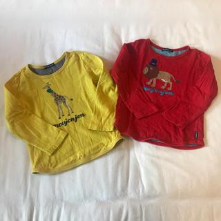 ムージョンジョン(mou jon jon)のmou jon jon  長袖Tシャツ(Tシャツ/カットソー)