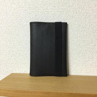 【再販74】フェイクレザーのブックカバー(ブックカバー)