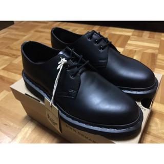ドクターマーチン(Dr.Martens)のDr.Martens 1461 MONO 3EYE UK4   3ホール(ブーツ)