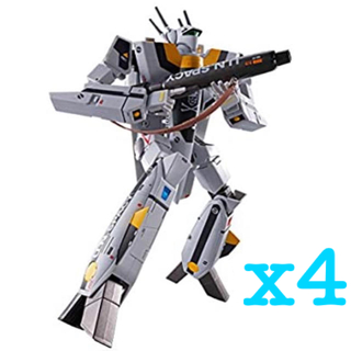 マクロス(macros)のDX超合金 マクロス 初回限定版VF-1S バルキリー ロイ・フォッカース(アニメ/ゲーム)