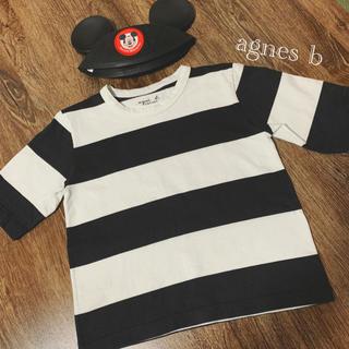 アニエスベー(agnes b.)のアニエスべー⭐︎ボーダートップス Tシャツ(Tシャツ/カットソー)