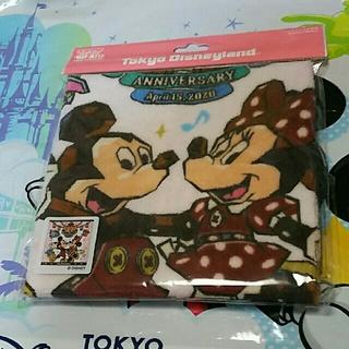 Disney - ディズニー  37周年  ウォッシュタオル