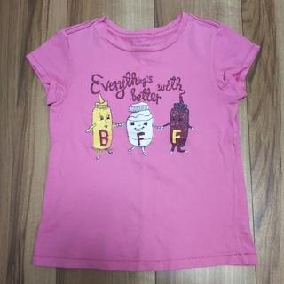 ギャップキッズ(GAP Kids)の110cm GapKids Tシャツ ピンク(Tシャツ/カットソー)