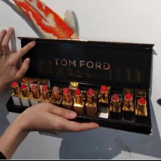 トムフォード(TOM FORD)のトムフォード リップ 12本セット(口紅)