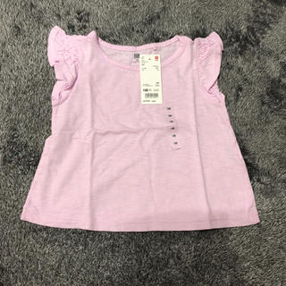 ユニクロ(UNIQLO)のユニクロ 半袖Tシャツ 100(Tシャツ/カットソー)