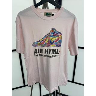 エイチティーエムエル(html)の【美品】HTML Tシャツ(Tシャツ/カットソー(半袖/袖なし))