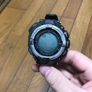 ジーショック(G-SHOCK)のCASIO カシオ PROTREK PRW-1500J(腕時計(デジタル))