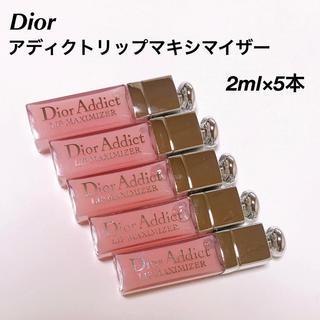 Dior - ディオール アディクト リップ マキシマイザー ミニ 001 ピンク 2ml