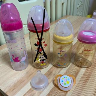 ピジョン(Pigeon)の哺乳瓶 母乳実感 ピジョン哺乳瓶(哺乳ビン)