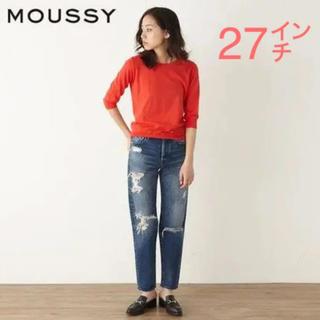 マウジー(moussy)のMOUSSY ダメージデニム(デニム/ジーンズ)
