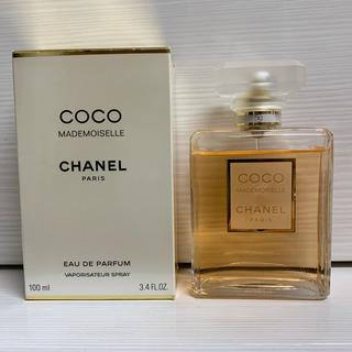 シャネル(CHANEL)のシャネル ココ マドモアゼル オードゥ パルファム 100ml(香水(女性用))