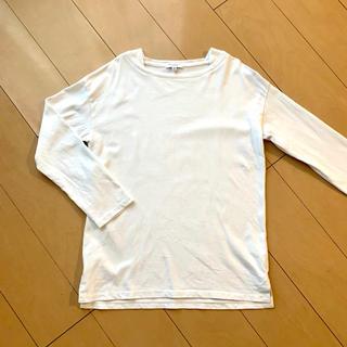ビューティアンドユースユナイテッドアローズ(BEAUTY&YOUTH UNITED ARROWS)のARROWS アローズ メンズ ロンT Tシャツ 長袖 トップス カットソー(Tシャツ/カットソー(七分/長袖))