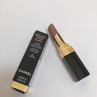 シャネル(CHANEL)のシャネルココフラッシュ53(口紅)
