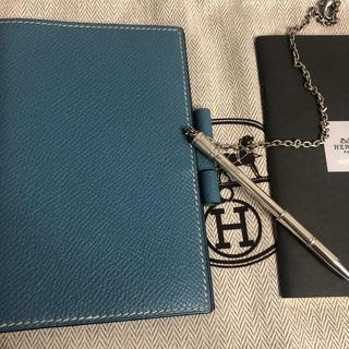 Hermes - エルメス 手帳カバーとエルメスのボールペン