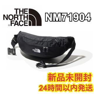 ザノースフェイス(THE NORTH FACE)のノースフェイス スウィープ NM71904 ウエストバッグ ブラック (ボディバッグ/ウエストポーチ)