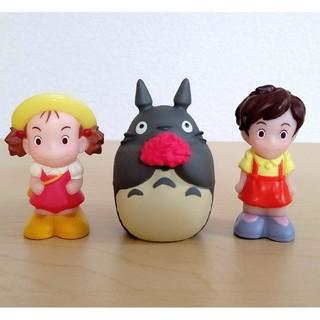 ジブリ(ジブリ)の【新品】となりのトトロ 指人形 ジブリ(キャラクターグッズ)