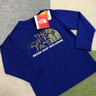 ザノースフェイス(THE NORTH FACE)のザノースフェイス 長袖シャツ 110(Tシャツ/カットソー)