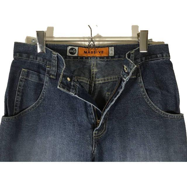 Levi's(リーバイス)のLevi'sリーバイスシルバータブMASSIVEワイドパンツW30×32 メンズのパンツ(デニム/ジーンズ)の商品写真