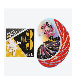 ディズニー(Disney)のベリーベリーミニー!ベリミニ ポストカード 7枚セット Vol.3(キャラクターグッズ)