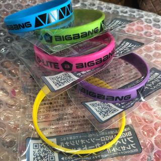 BIGBANG - bigbang ローソン シリコンバンド