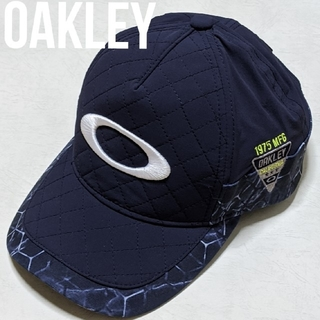 Oakley - オークリー Oakley キャップ 帽子 ネイビー