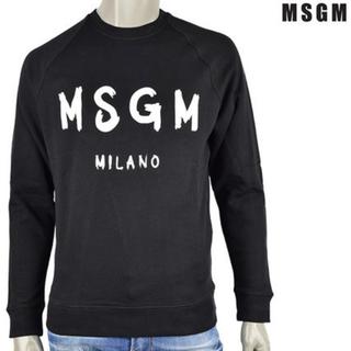 エムエスジイエム(MSGM)の(人気 新品) MSGM トレーナー XS(スウェット)