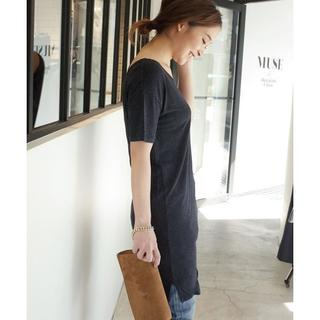 ドゥーズィエムクラス(DEUXIEME CLASSE)のロングTシャツ Deuxieme Classe カットソー(Tシャツ(半袖/袖なし))