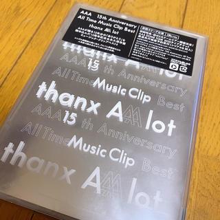AAA - AAA ミュージッククリップベスト DVD CD
