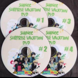シャイニー(SHINee)のSHINee DVDセット(ミュージック)
