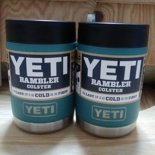 スノーピーク(Snow Peak)のイエティ YETI 缶クーラー 新品2個セット(食器)