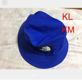 ザノースフェイス(THE NORTH FACE)のノースフェイス キャンプサイド ハット 帽子 ブルー KL(帽子)