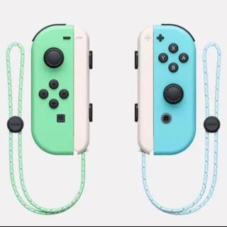 Nintendo Switch - あつまれどうぶつの森 ジョイコン  joy-con