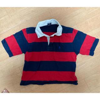 ラルフローレン(Ralph Lauren)のラルフローレン ポロ ラガーシャツ 古着 90s POLO Ralph (ポロシャツ)