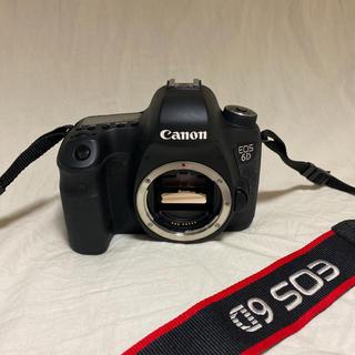 Canon - Canon EOS 6D ボディ