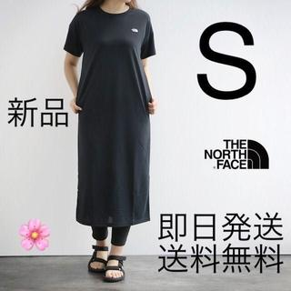 THE NORTH FACE - 送料込み!Sサイズ ワンピース ノースフェイス ブラック NTW31936