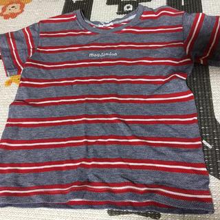 ムージョンジョン(mou jon jon)のムージョンジョン  ボーダー Tシャツ 100(Tシャツ/カットソー)