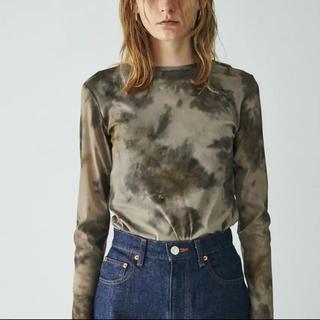 マウジー(moussy)のmoussy 完売 タイダイシアーシャツ(Tシャツ(長袖/七分))