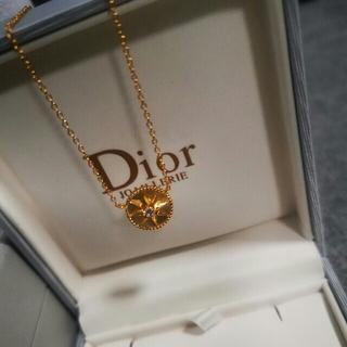 Dior - Diorディオール ネックレスです