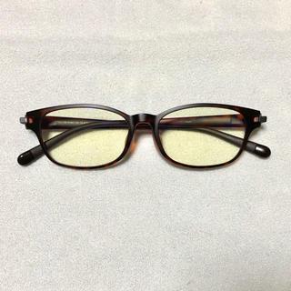 ジンズ(JINS)のJINS リーディンググラス ブルーライトカット老眼鏡+1.0(サングラス/メガネ)