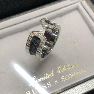 ブレス(BLESS)のScommaG コラボリング エスカマジー 15号 ブレス BLESS(リング(指輪))