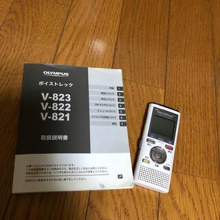 オリンパス(OLYMPUS)のVoice-Trek ボイストレック ICレコーダー V-822(その他)