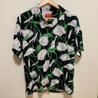 シュプリーム(Supreme)のsupreme lily rayon shirt(シャツ)
