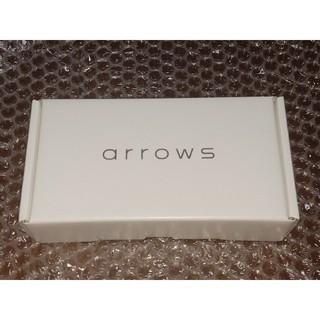 アローズ(arrows)の新品未開封 富士通 ARROWS M05 ブラック SIMフリー(スマートフォン本体)