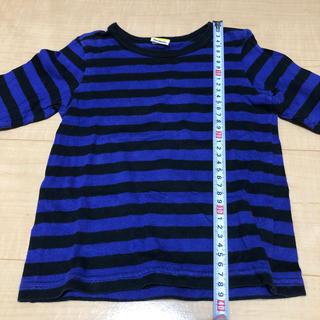 ムージョンジョン(mou jon jon)のMoujonjon110cmロンT(Tシャツ/カットソー)