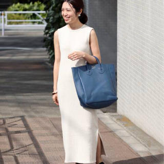 IENA - ◆新品 YOUNG&OLSEN 別注 LEATHER TOTE