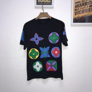 ルイヴィトン(LOUIS VUITTON)のLuois. .vuitton Tシャツ 半袖 2枚10000円送料込み(Tシャツ/カットソー(半袖/袖なし))
